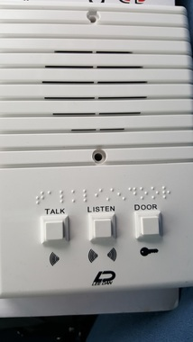 Buzzer System For Building Apartment