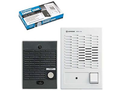 Aiphone audio intercom system