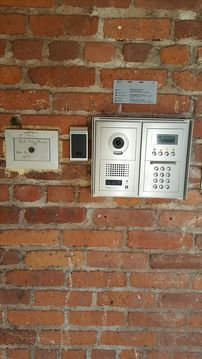 Aiphone GT panel And Access Control